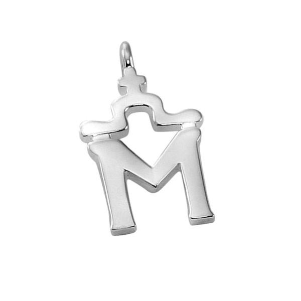 Anhänger Brandzeichen Mecklenburg klein echt Silber