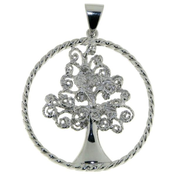 Anhänger Lebensbaum Talisman Amulett Chakraanhänger