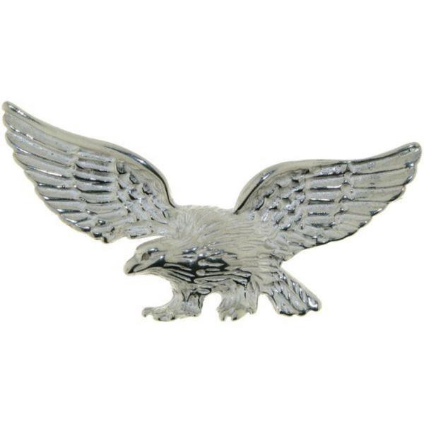 Anhänger Adler Raubvogel sehr groß echt Silber