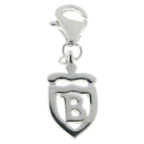 Charm Brandzeichen Bayern echt Silber