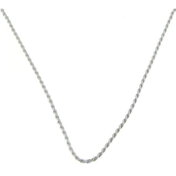 Collierkette Kordelkette 1,8 mm stark massiv echt Silber - Sonderpreis