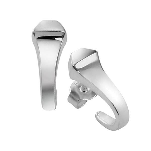 Ohrstecker Hufnagel Hufnagel-Ohrstecker massiv echt Silber