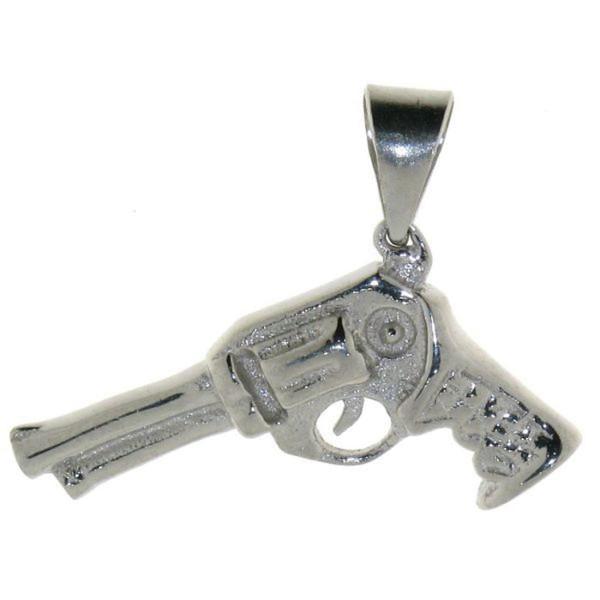 Anhänger Revolver