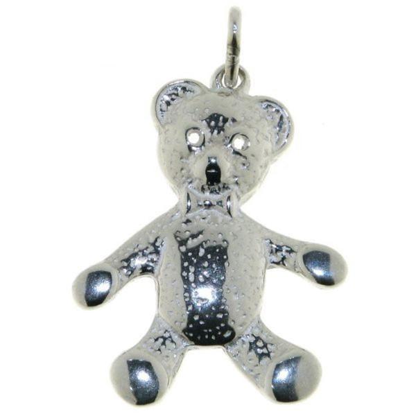 Anhänger Teddybär Bärle echt Silber