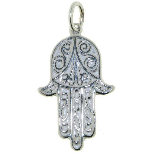 Anhänger Fatimas Hand Talisman und Amulett