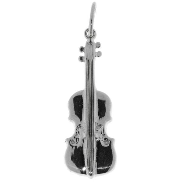 Anhänger Cello Musikinstrument echt Silber