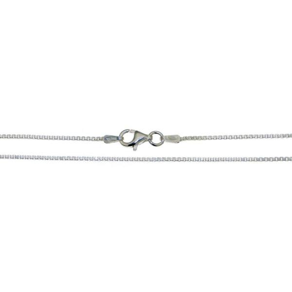 Collierkette Venezia 1,2 mm stark 925/- Sterlingsilber