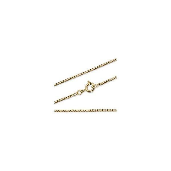 Collierkette Venezia 1 mm stark 925/- goldplattiert